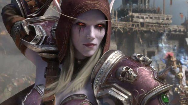 Battle for Azeroth expansion