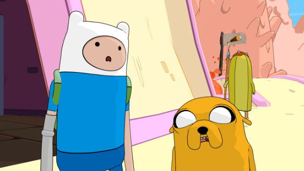 Adventure Time is getting an open-world pirate game early next year
