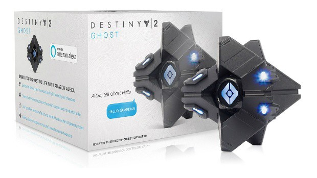Alexa Now Lets You Command and Talk to Your Destiny 2 Ghost