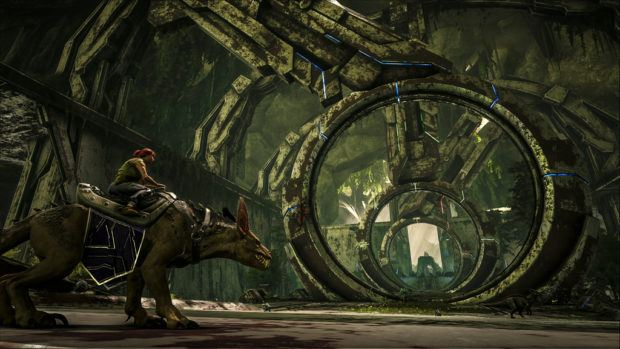 How to tame ravager in ark aberration ravager taming for Plant x ark aberration