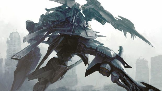 Armored Core Gets Free PS4 Dynamic Theme to Celebrate 20th Anniversary