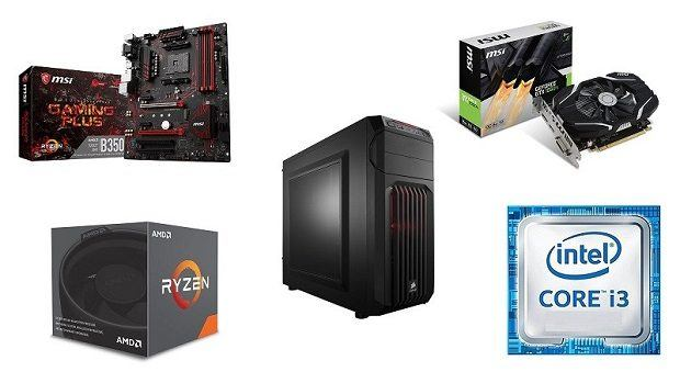 Holidays PC Building Guide 2017
