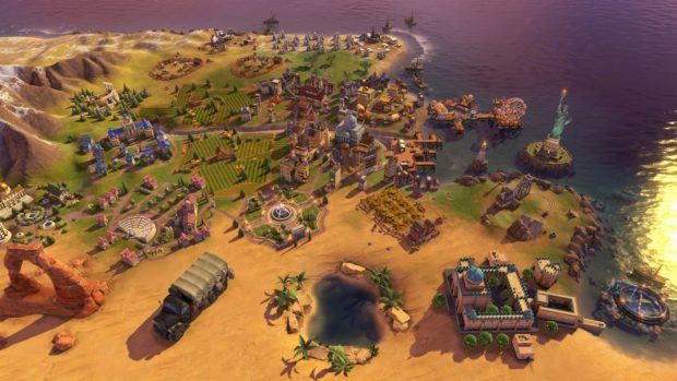 Civilization VI Launches for Free on iPad, but Costs $60 to Unlock