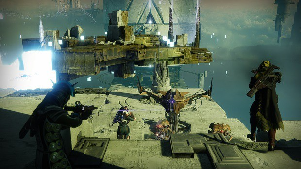 Destiny 2 Curse of Osiris Infinite Forest Guide