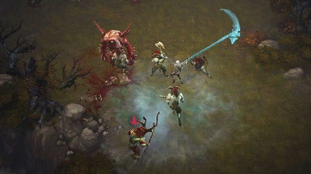 Diablo 3's retro Darkening of Tristram event returns next week