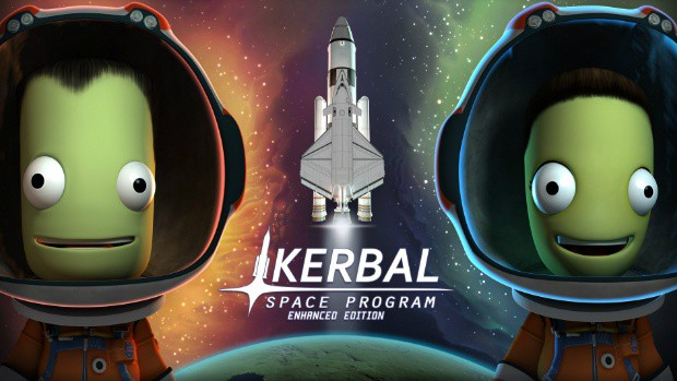 Kerbal Space Program: Enhanced Edition Is Releasing On Playstation 4 And Xbox One Soon