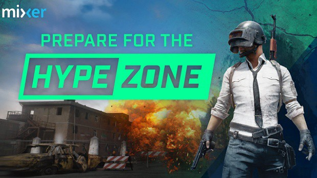 Mixer Introduces Hypezone, A Channel Dedicated To PlayerUnknown's Battlegrounds Broadcasting On Xbox One