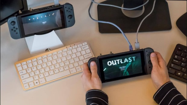 Outlast Is Heading To Nintendo Switch Early Next Year, Outlast 3 Confirmed