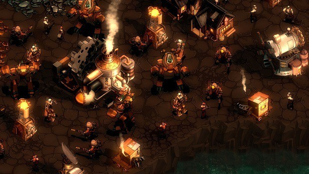 They are Billions Power Plants Guide