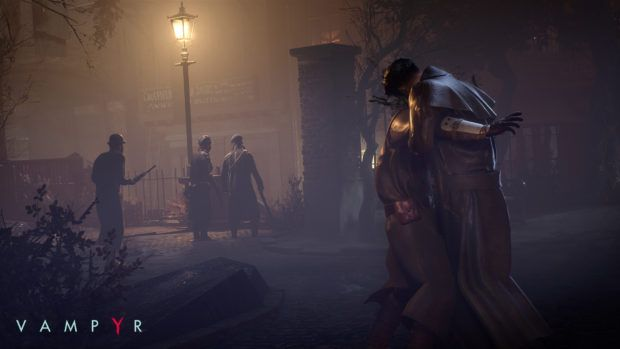 Dive Into a Strange New World in the Vampyr Story Trailer