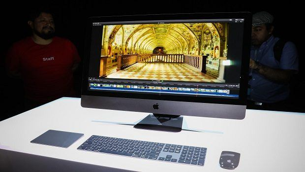 Apple's iMac Pro Release Date Happening Before Xmas