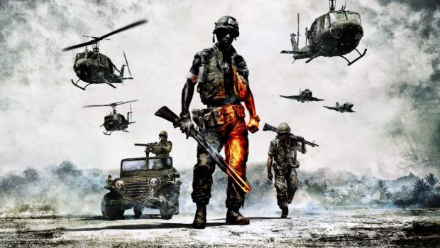 Rumor: Battlefield 2018 Could Be Called As Bad Company 3