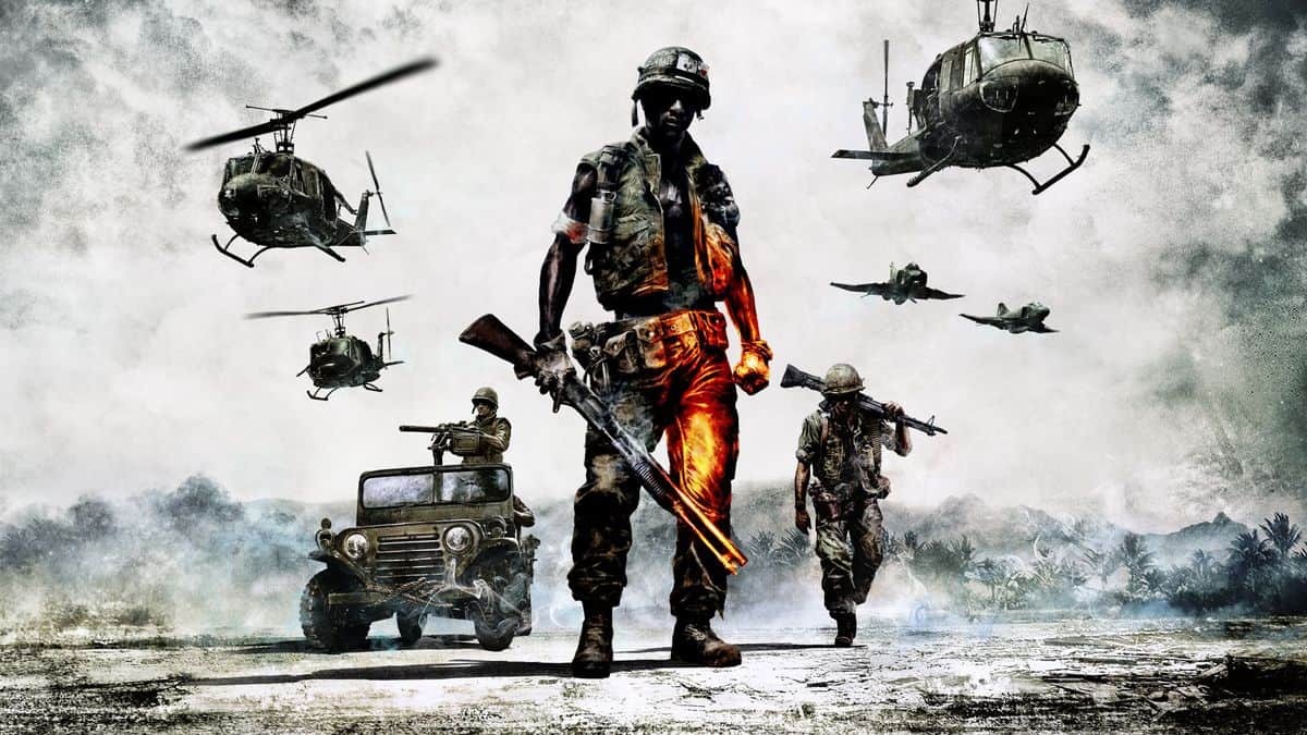 Battlefield Bad Company 3 Rumored for 2018, Will Not Feature Heavy Microtransactions