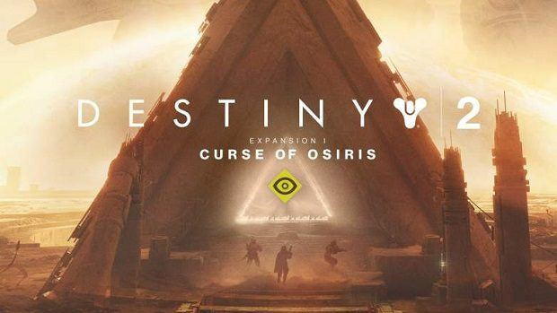 Destiny 2 Curse of Osiris DLC