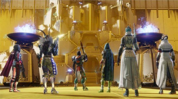 Destiny 2's new exotic rifle is a nightmare in Crucible