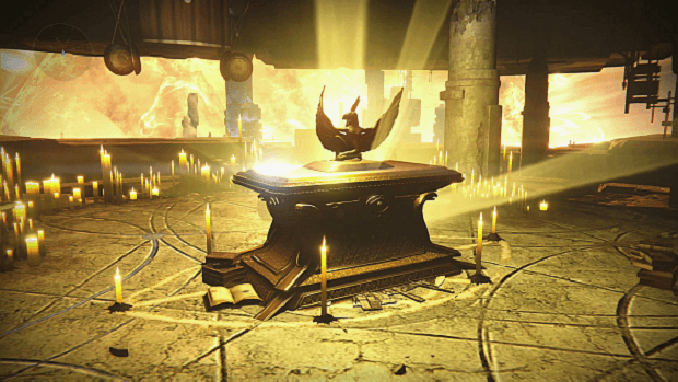 Destiny 2 Curse of Osiris Lighthouse Guide