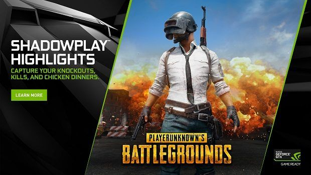 NVIDIA's new GeForce drivers: Game Ready for Battlegrounds