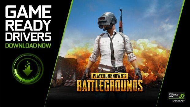 PlayerUnknown's Battlegrounds 1.0 launch time and new Nvidia Drivers
