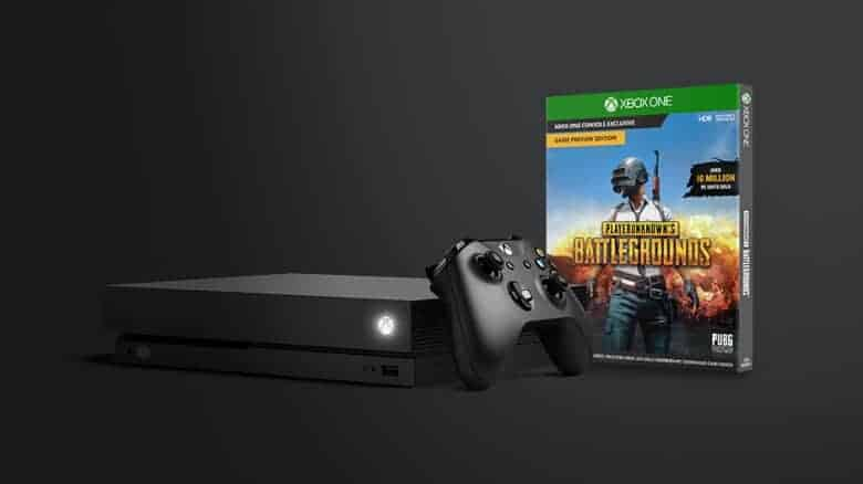 Microsoft Gives You PlayerUnknown's Battlegrounds When You Buy Xbox One X For A Limited Time