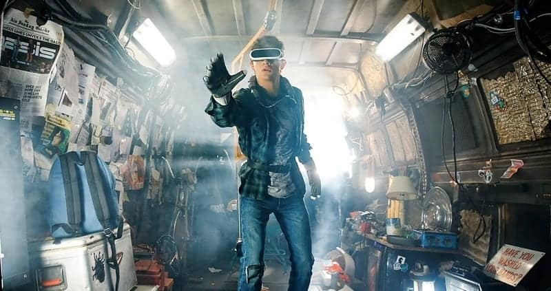 Overwatch's Tracer Appears in New Steven Spielberg's Ready Player One Trailer