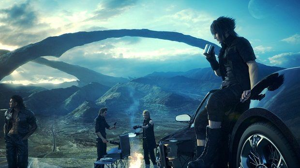 Final Fantasy 15 Windows Edition Errors and fixes