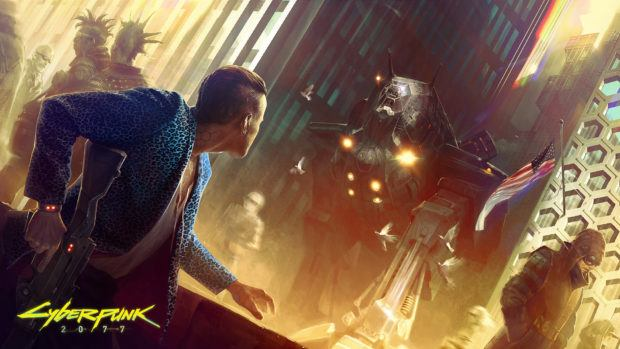 CD Projekt Red is registered for E3 2018