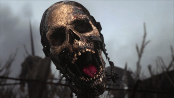 Call of Duty: WWII Zombies The Darkest Shore Easter Egg Steps Guide