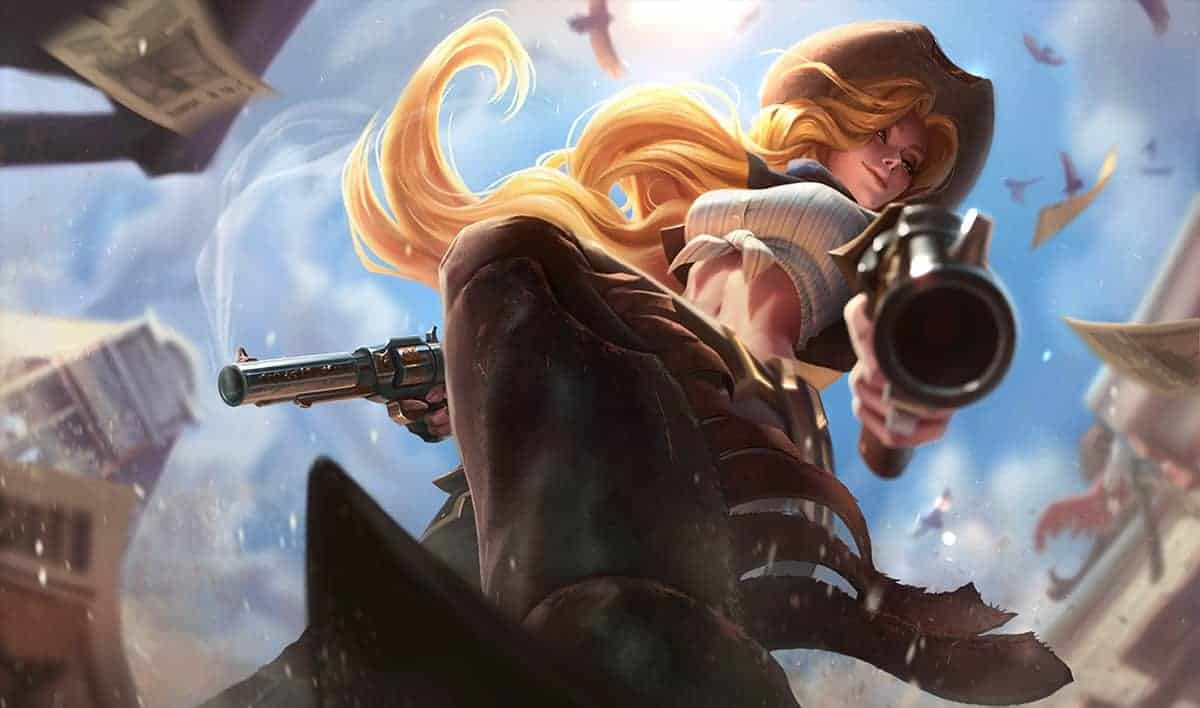 Miss Fortune Receives New Perky Splash Arts in League of Legends
