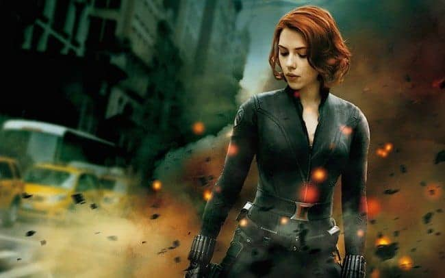 Scarlett Johansson to Receive $25 Million Payout for Black Widow Movie – Report