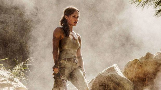 Action-Packed New Trailer For TOMB RAIDER Starring Alicia Vikander