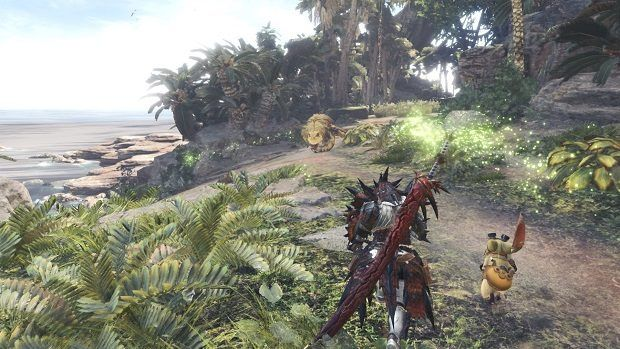 Look, Capcom Knows You Really Want Monster Hunter World On Switch