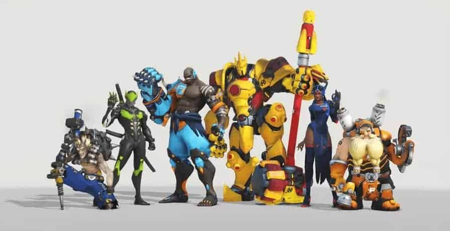 How Much Will It Cost to Purchase All of the Overwatch League Skins?