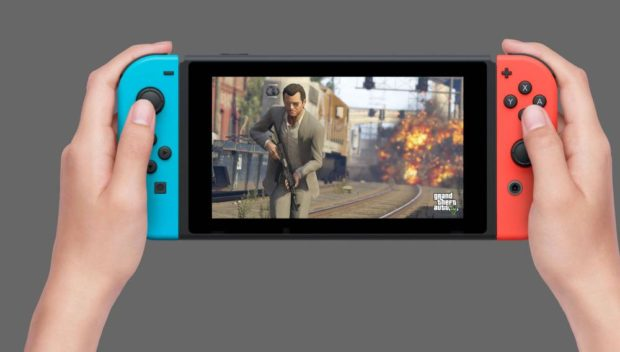 GTA V for Nintendo Switch
