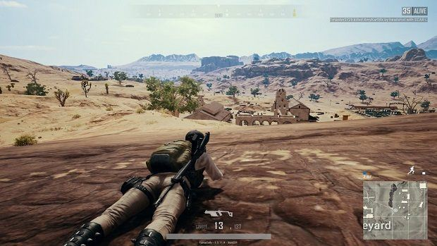 'PlayerUnknown's Battlegrounds' experiments with changes to the blue zone