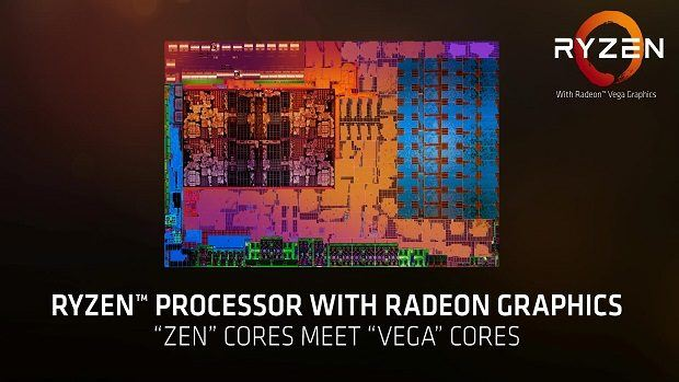 AMD unveils specs for Ryzen 5 and Ryzen 3 APUs