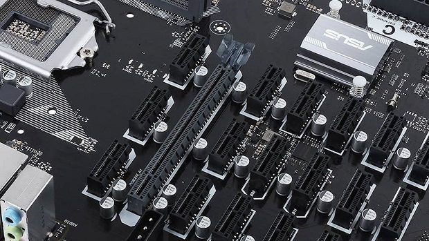 Cryptocurrency Mining Motherboards
