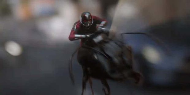 Ant-Man And The Wasp Trailer's Musical Easter Egg Revealed