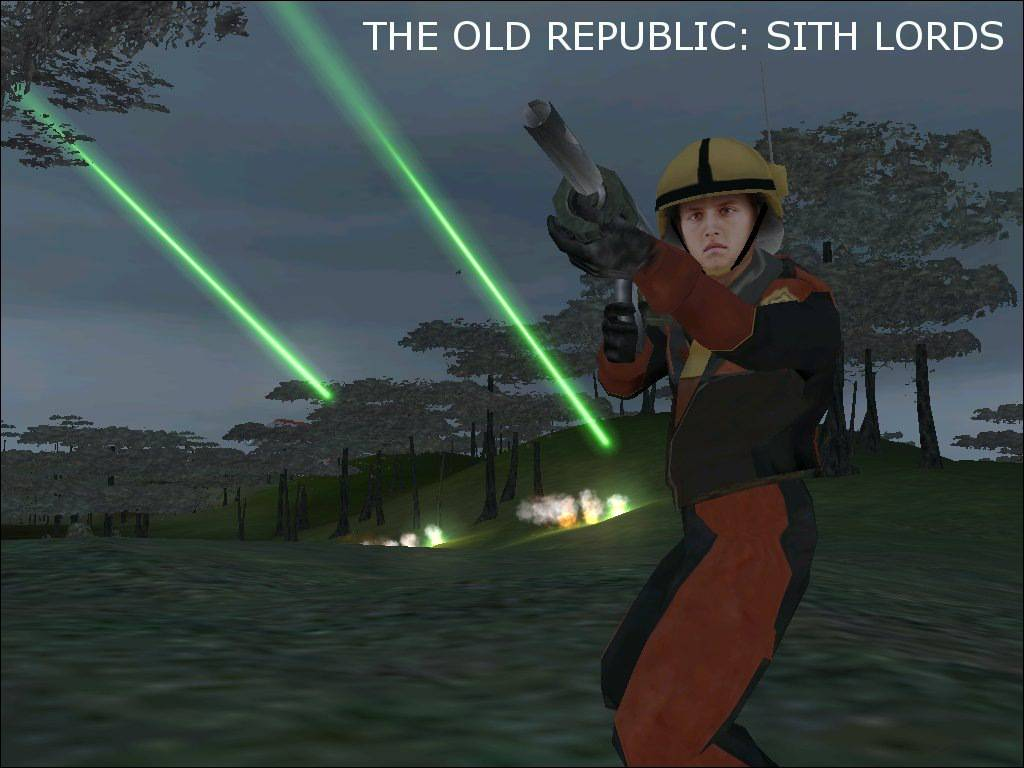 Battlefront 2 The Old Republic