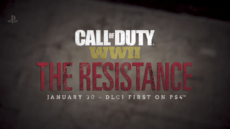 Call Of Duty: WW2 The Resistance