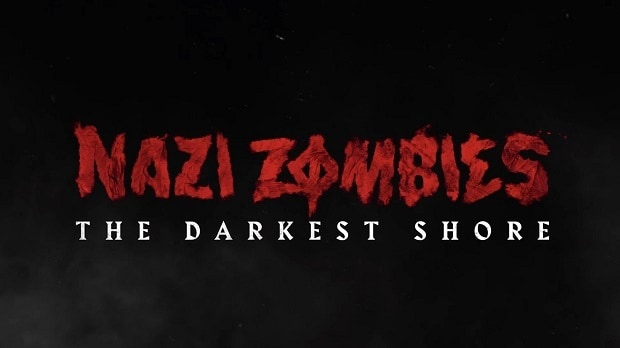 Call of Duty WW2 Zombies The Darkest Shore DLC
