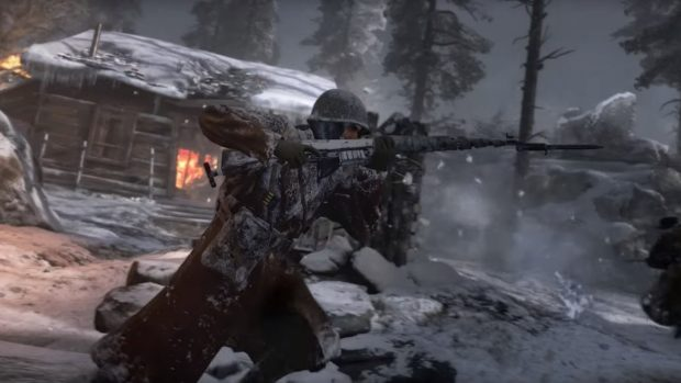Latest Call of Duty WW2 Update Concludes Winter Siege Event, Brings No Other Changes