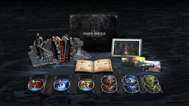 Dark Souls Trilogy Box Set Confirmed for PS4