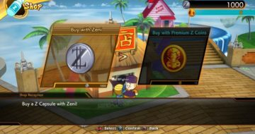 Dragon Ball Fighter Z Microtransactions