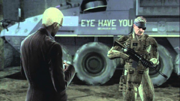 Drebin 893 in MGS4
