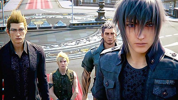 Final Fantasy XV Royal Edition adds content to Xbox One, PS4