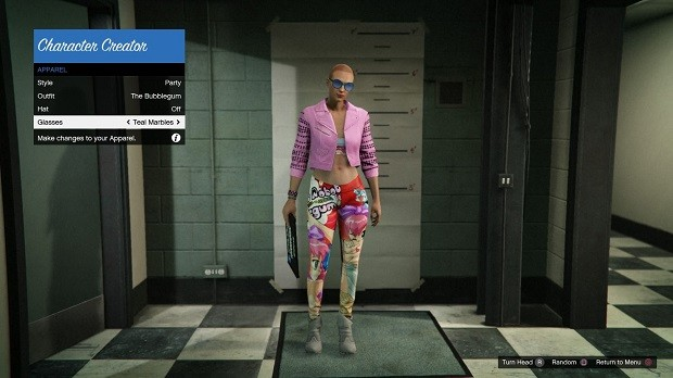 GTA 6 Character Customization