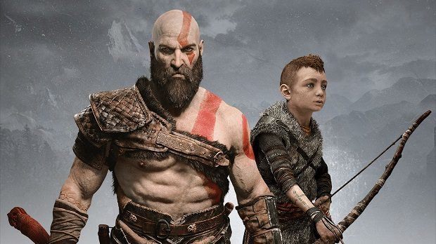 The God of War Stone Mason Edition looks the business