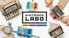 Nintendo Labo and Nintendo Switch