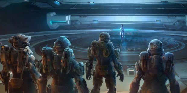 Halo 6 Might Not Be Coming Until at Least 2019