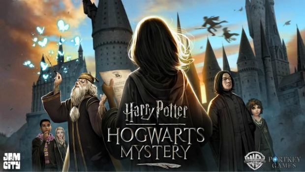 Harry Potter Role-Playing Game Trailer, New Details Released